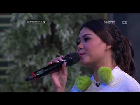 Rasya Ft. Aurel Hermansyah - Cinta Surga ( Live at Sarah Sechan )