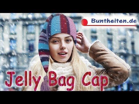 Youtube-Tutorial: Strickanleitung für eine Jelly Bag Cap