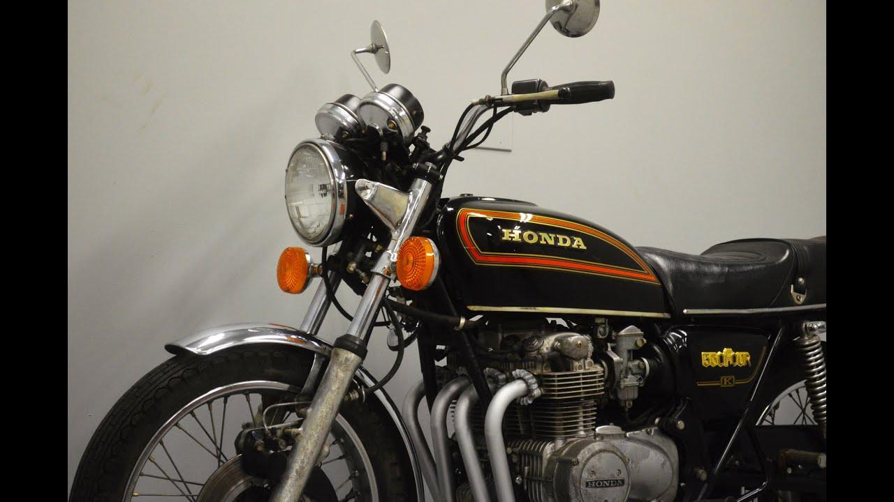 1978 Honda CB550 Four Sold