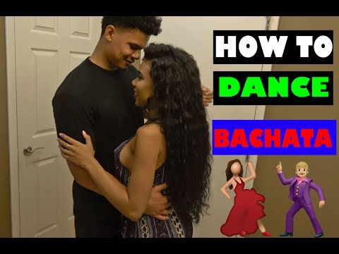 SEXY😏BRAZILIAN GIRL TEACHING ME HOW TO BACHATA DANCE 😏