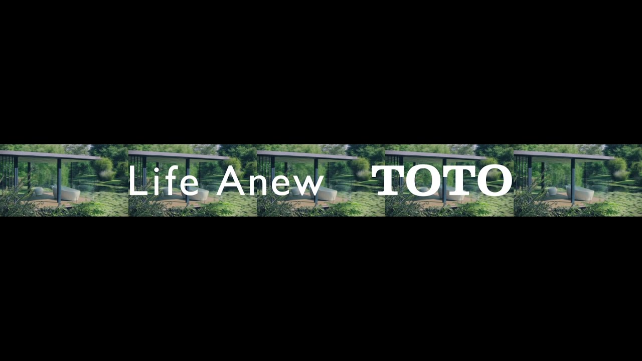 TOTO Global Exhibition Installation Movie