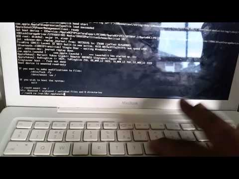 Factory Reset apple macbook without disc to sell