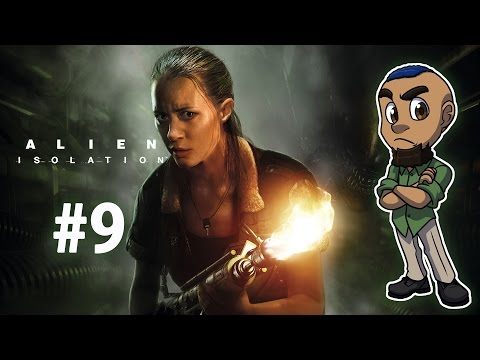 Alien: Isolation | Part 9 | WAITS & MARLOW