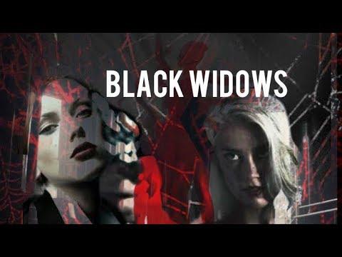 Black Widows | Yelena Belova & Natasha Romanoff