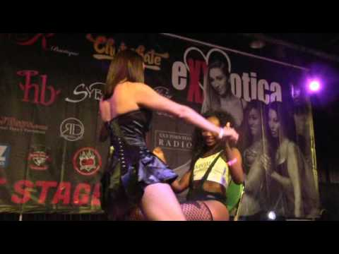 Exxxotica Expo Chicago 2016 Chi Town After Dark TV Part 2