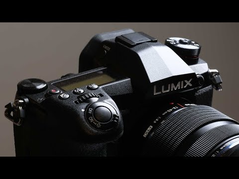 A Look At The Panasonic Lumic G9 Micro Four Thirds Camera