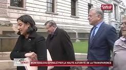 Le sénateur Aymeri de Montesquiou à nouveau inquiété pour fraude fiscale