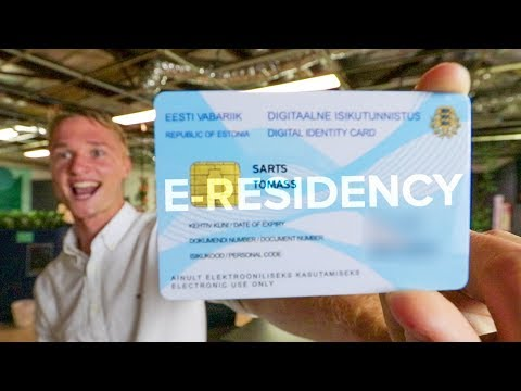 ESTONIAN E-RESIDENCY: How to Get It, The Benefits & The Basic Rundown (Costs, Taxes & more)