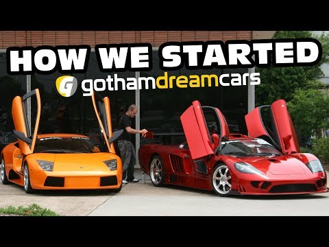Gotham Dream Cars - The Early Years