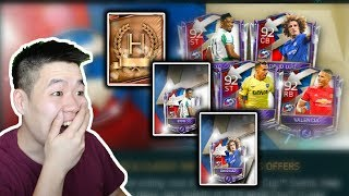 Multiple Special Player Exchange & National Heroes Pack Opening - Fifa Mobile 18