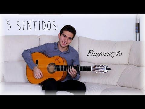 5 Sentidos - Dvicio, Taburete - Cover Guitarra (Fingerstyle)