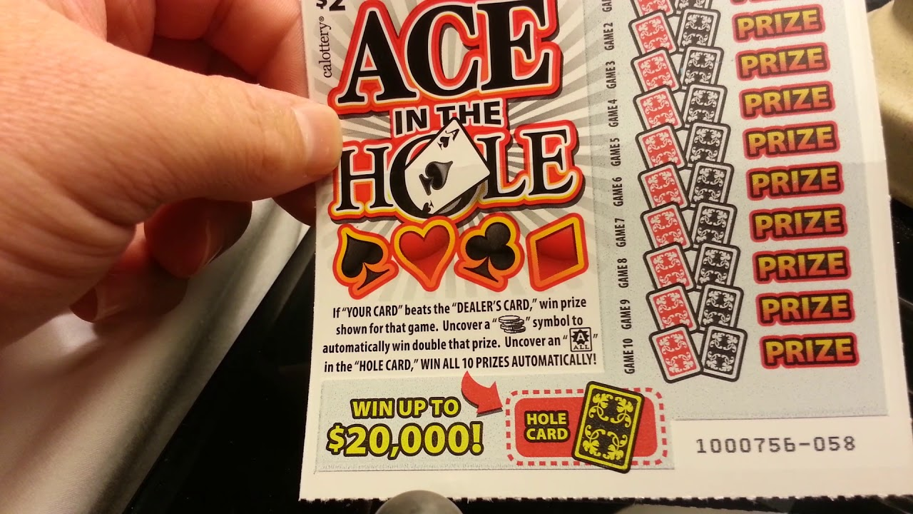 Ace in the