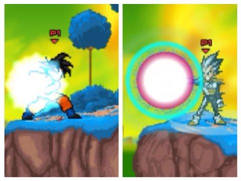 SSF2 Vegeta VS Goku Part #2 | Fukkatsu Mod