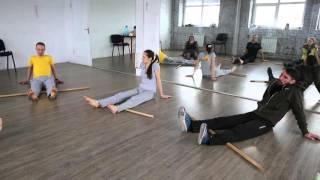 Самомассаж икроножной мышцы с помощью палки(Искра силы из двухдневного семинара «Поединок с нежѝтью — за свободу движения в теле и в сознании» http://adatsenk..., 2016-03-24T15:21:29.000Z)