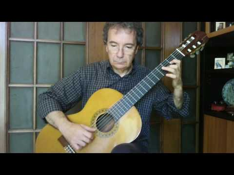 Dance of the Little Swans - Tchaikowsky (Classical Guitar Arrangement by Giuseppe Torrisi)