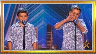 2 Kids Are The Last Speakers of the Lost Whistling Language | Auditions 5 | Spain's Got Talent 2019