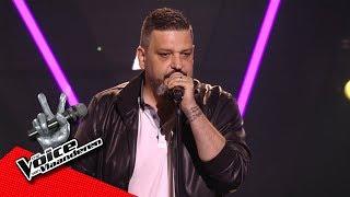Stefaan - 'You Worry Me' | Blind Auditions | The Voice Van Vlaanderen | VTM