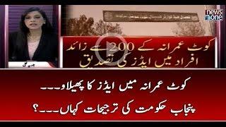 #KotImrana Main AIDS Ka Phelao... #Punjab #Hukumat Ki Tarjihat Kahan...?
