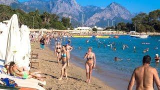 Qualista Beach Kemer Turkey September 2017