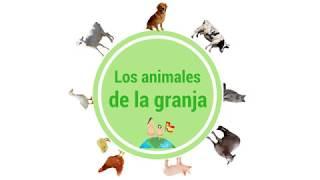 Испанский для детей. Los Animales De La Granja