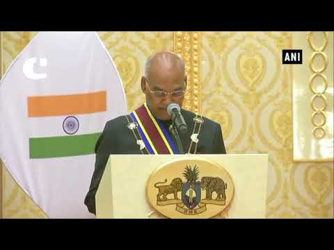 Ram Nath Kovind :India & Swaziland have potential to forge win-win partnership