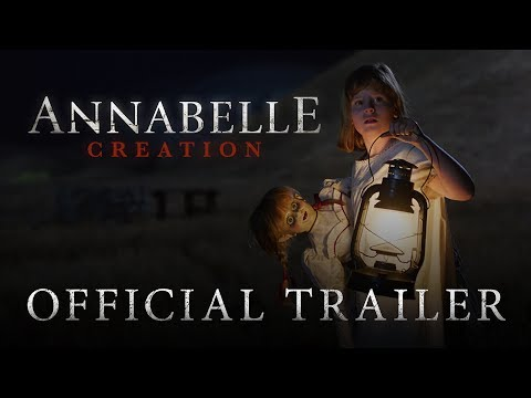 Download Youtube: ANNABELLE: CREATION - Official Trailer 2