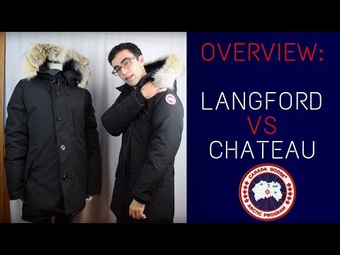 Chateau Vs Langford: Overview Comparison