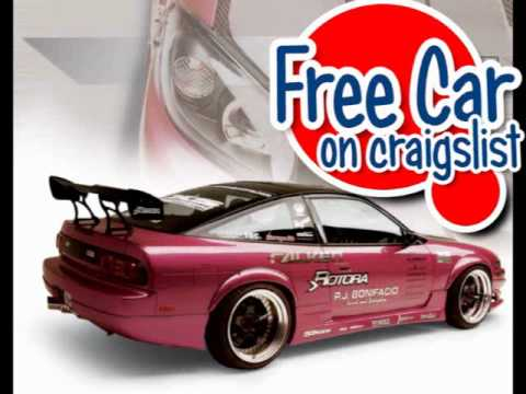 Free Car Craigslist - Best Car Update 2019-2020 by ...