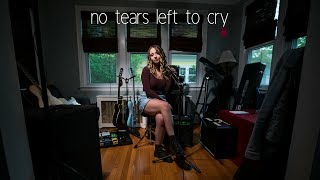 Baixar No Tears Left to Cry - Ariana Grande (Acoustic)    Cover by Ali Brustofski