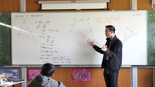 Midpoints & Parallel Lines in Polygons (2 of 3: Any quadrilateral)