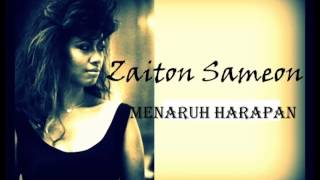 "Zaiton Sameon ""Menaruh Harapan"" (With Lyrics)"