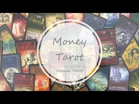 開箱  金錢塔羅牌 • Money Tarot // Nanna Tarot