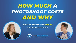 How much a photoshoot costs and why