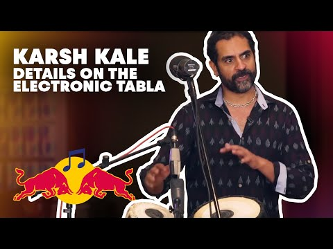 Karsh Kale on the electronic tabla | Red Bull Music Academy