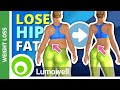 7 Exercises To Lose Hip Fat In 4 Weeks