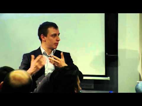Startup Grind Belgrade hosts Ivan Bjelajac (Devana Technologies)