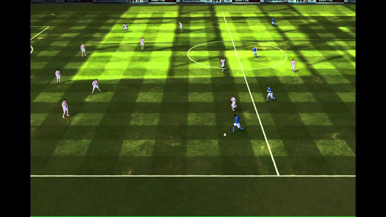 FIFA 13 iPhone/iPad - FC Schalke 04 vs. VfB Stuttgart ...