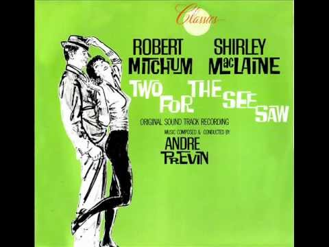 André Previn - Two For The Seesaw OST (1962)