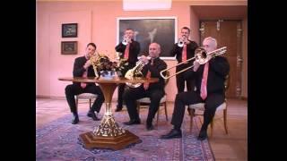 Prague Brass Ensemble: Valerius Otto - Pražské tance (Paduana)