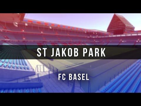 3D Digital Venue - St. Jakob Park (FC Basel)
