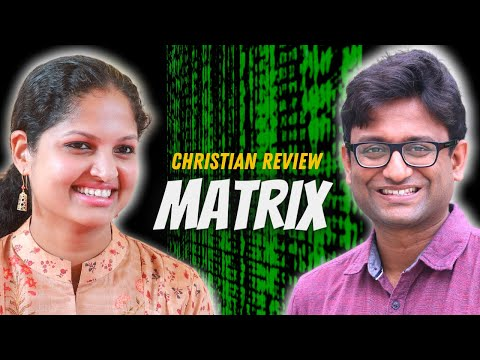 RED PILL or BLUE PILL ( Catholic Commentary on Matrix )    JD & Silpa Paul