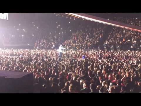 The Weeknd - Can't Feel My Face - Live At The London O2 Arena - Legend Of The Fall - UK Tour