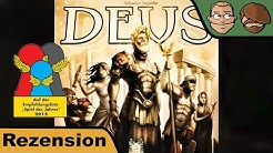 Deus - Brettspiel - Spiel - Board Game - Review