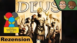 Deus - Brettspiel - Review