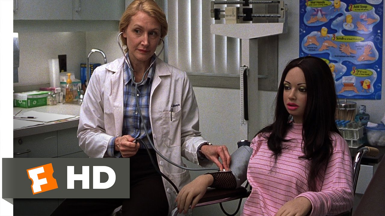 Lars and the Real Girl (4/12) Movie CLIP - Bianca Goes to the Doctor (2007) HD