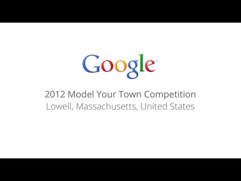 2012 Model Your Town Finalist: Lowell, Massachusetts, United States