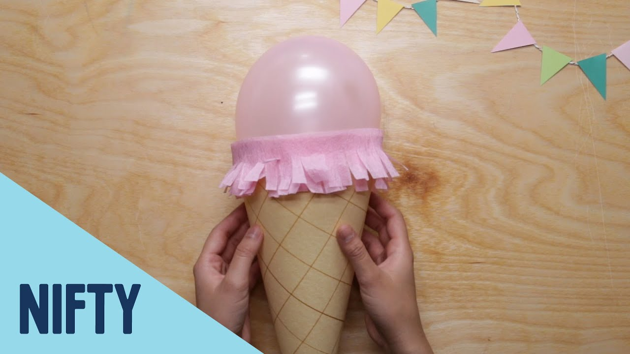 5 Ways To Throw The Ultimate Ice Cream Party