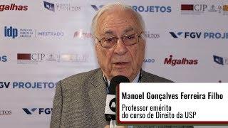 Manoel Gonçalves Ferreira Filho - Neoconstitucionalismo