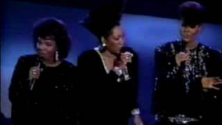Dionne, Patti and Gladys - Sisters in the Name of Love - Somewhere