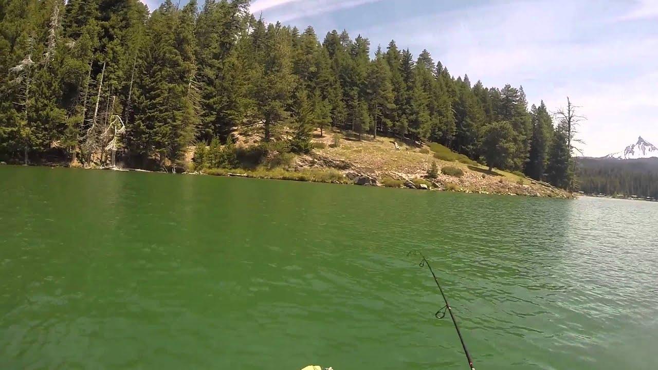 Diamond lake or fishing 2015 youtube for Diamond lake fishing report
